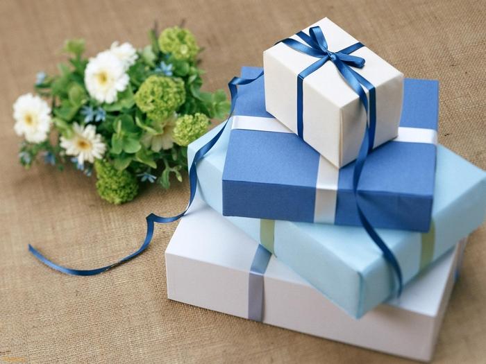 Картинка подарков по каталогу 07/2017