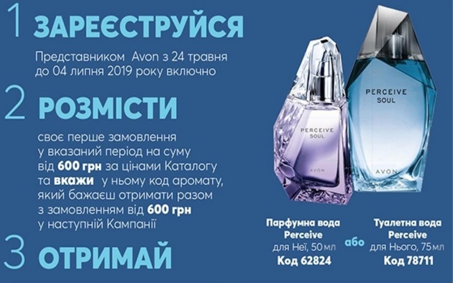Изображение подарков по программе для Новичков в каталоге 09 Эйвон